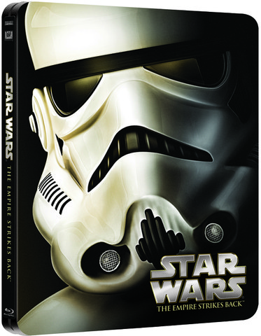 Star Wars Episode V: The Empire Strikes Back - Limited Edition Steelbook (UK EDITION)