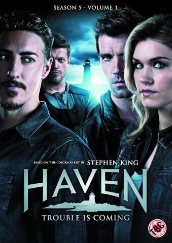 Haven  - Season 5 Volume 1