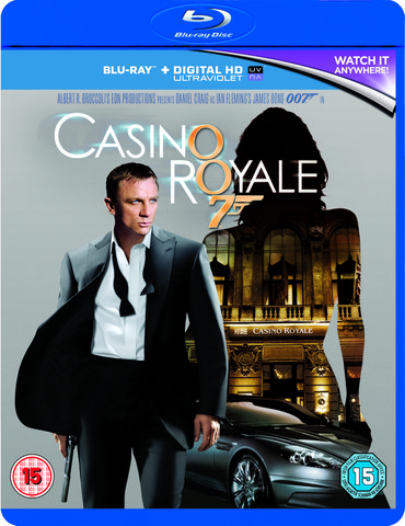 Casino Royale (Includes HD UltraViolet Copy)
