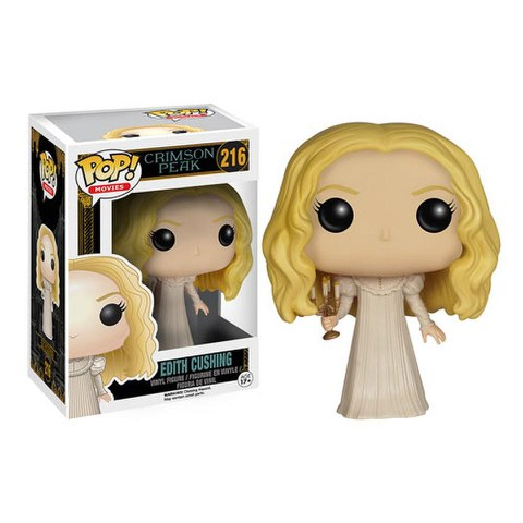 Crimson Peak Edith Cushing Funko Pop! Figuur