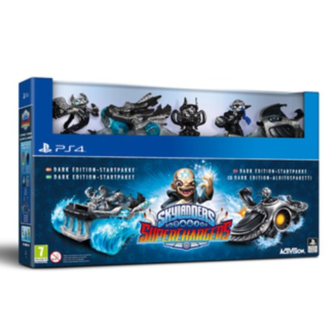 Skylanders Superchargers - Starter Pack - Dark Edition