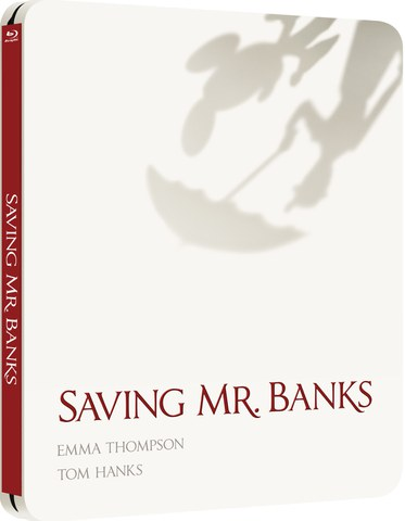 Saving Mr Banks - Zavvi Exclusive Limited Edition Steelbook (UK EDITION)
