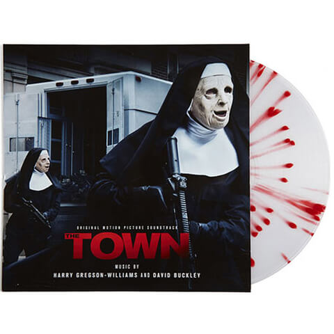 Bande Originale The Town (1LP) édition limitée exclusive à Zavvi