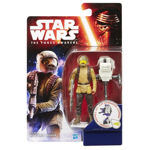 Star Wars: The Force Awakens Resistance Trooper Action Figure
