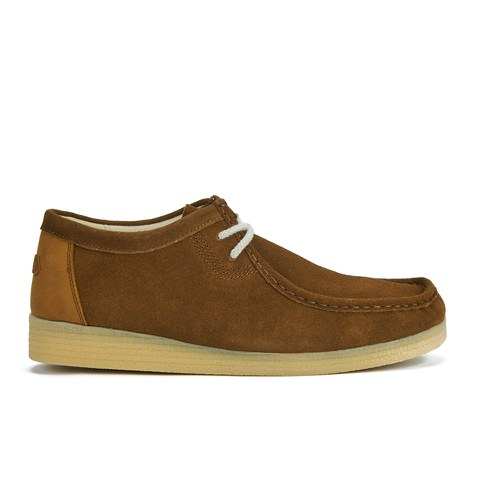 Kickers Men's Dinku Suede Wallaby Shoes - Tan