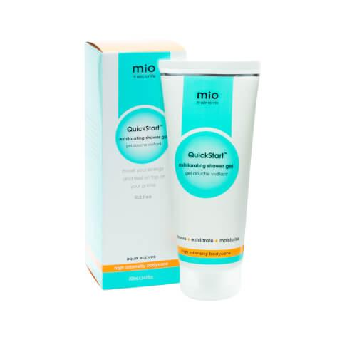 Mio Skincare Quickstart Exhilarating Shower Gel (200ml) - US