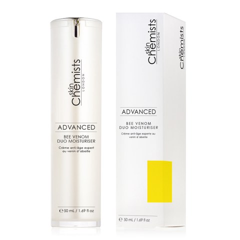 skinChemists Advanced Bee Venom Duo Moisturiser (50ml)