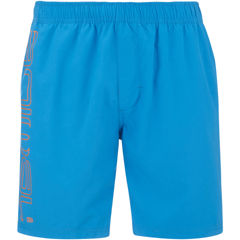 Animal Men's Belos Elasticated Waist Swim Shorts - Kingfisher Blue
