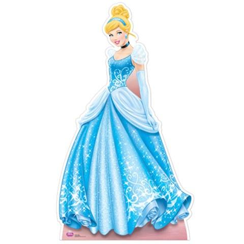 Disney Princess Cinderella Cut Out
