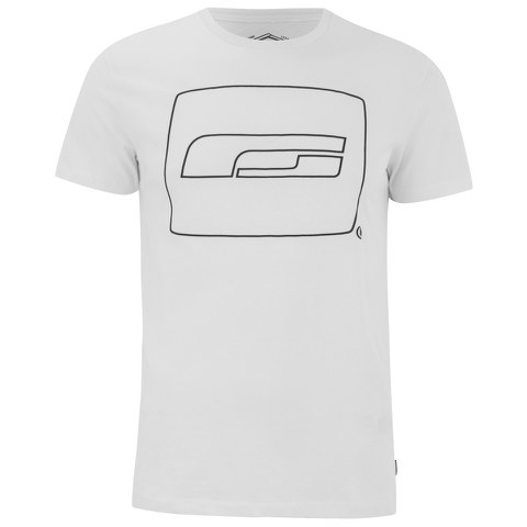 Jack & Jones Men's Core Logo T-Shirt - White