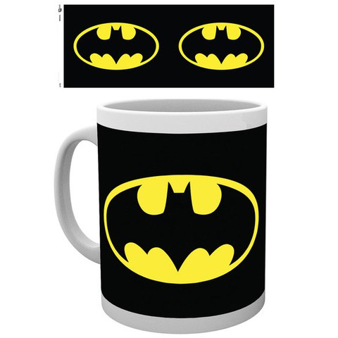DC Comics Batman Logo - Mug
