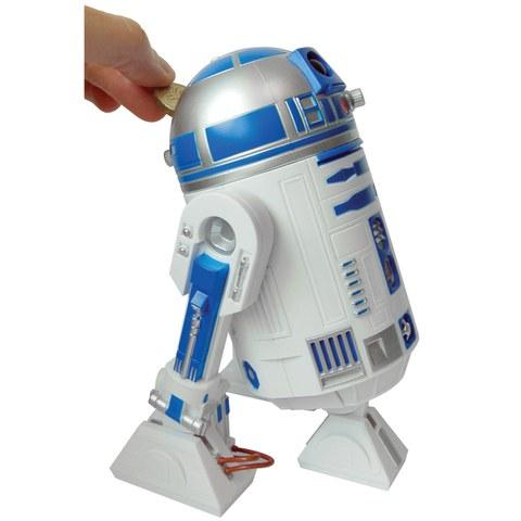 Star Wars R2-D2 Talking Moneybank