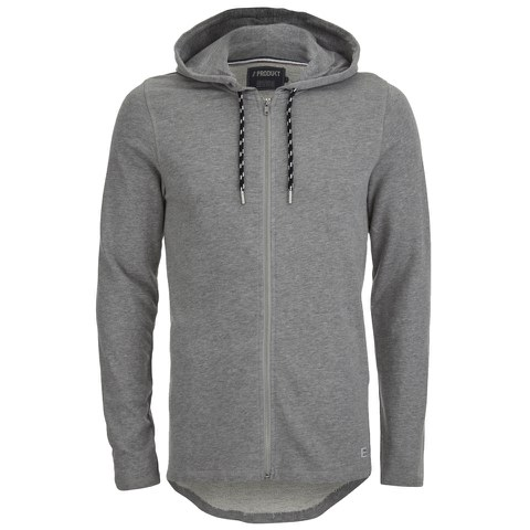 Produkt Men's GMS Hunt Zip Hoody - Light Grey Melange
