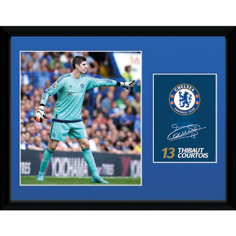 Chelsea Courtois 15/16 - 16 x 12 Inches Framed Photographic