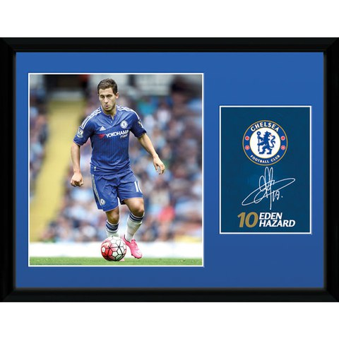 Chelsea Hazard 15/16 - 16 x 12 Inches Framed Photographic