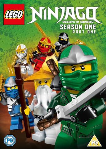 Lego Ninjago - Series 1 - Part 1
