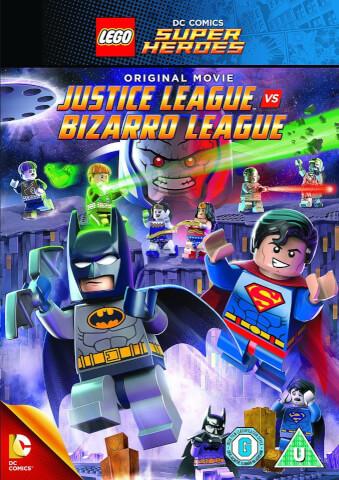 Lego Batman - Justice League vs Bizarro