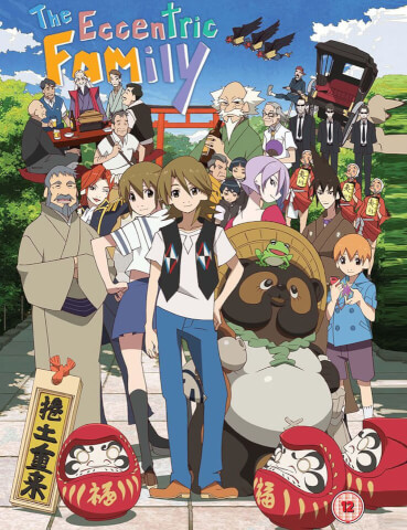 Eccentric Family Series - Collector's Edition