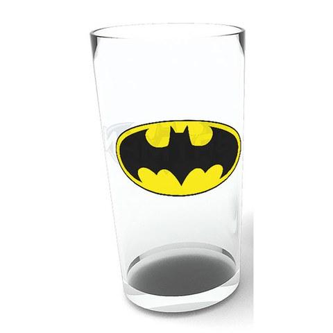 DC Comics Batman Logo - Pint Glass