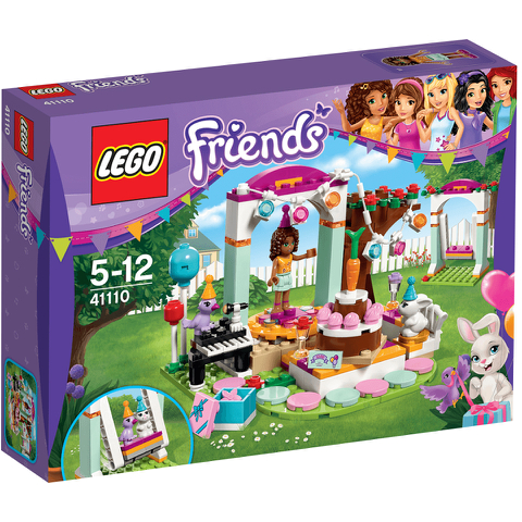 LEGO Friends: Birthday Party (41110)