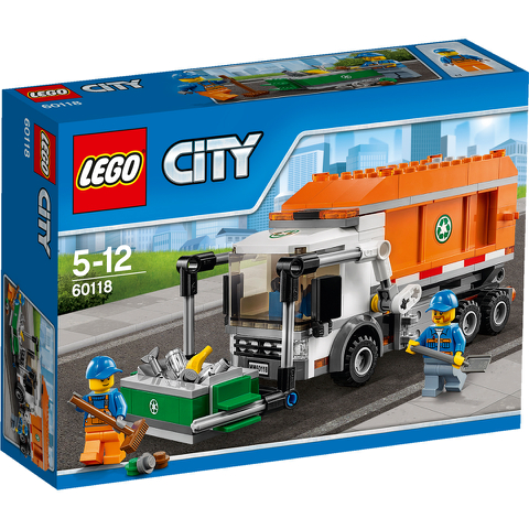 LEGO City: Garbage Truck (60118)