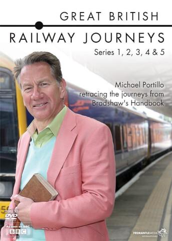 Great British Railway Journeys - Series 1-5