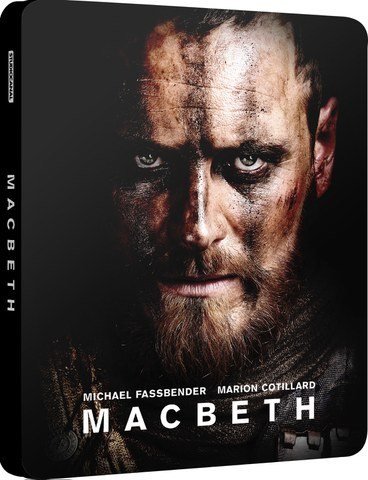 MacBeth - Limited Edtion Steelbook