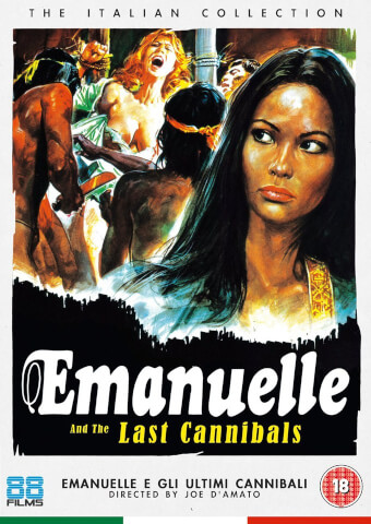 Emanuelle And The Last Cannibals