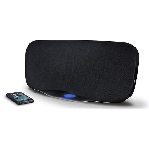 Kitsound Cayman 50W Bluetooth Lautsprecher mit Subwoofer - Schwarz