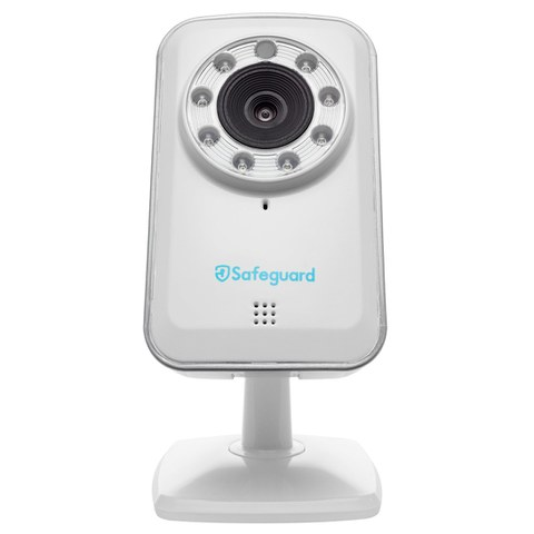 Kitvision Safeguard Home Security Camera - White