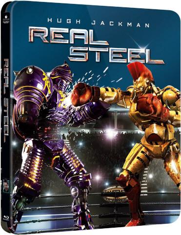 Real Steel - Zavvi UK Exclusive Steelbook Edition