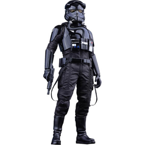 Star Wars Episode VII Figura Movie Masterpiece 1/6 First Order TIE Pilot