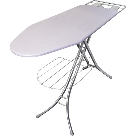 Morphy Richards 979001 Ironing Board with Garment - Purple