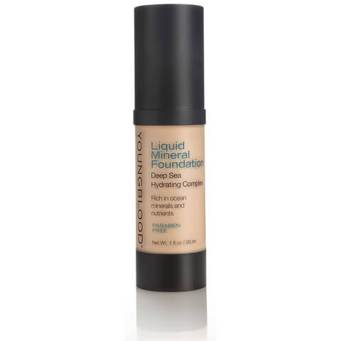 Youngblood Liquid Mineral Foundation - Capri (30ml)