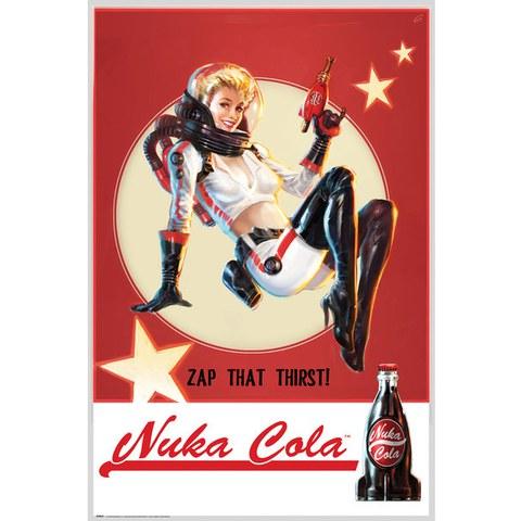 Fallout 4 Nuka Cola - 24 x 36 Inches Maxi Poster