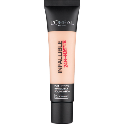 L'Oreal Paris Infallible 24H-Matte Foundation - 13 Rose Beige