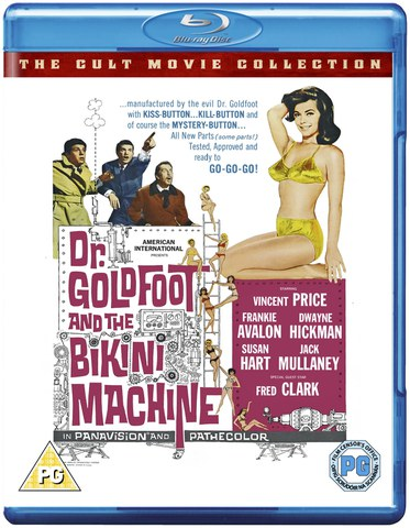Dr Goldfoot and the Bikini Machine