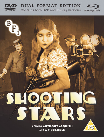 Shooting Stars - Dual Format (Includes DVD)