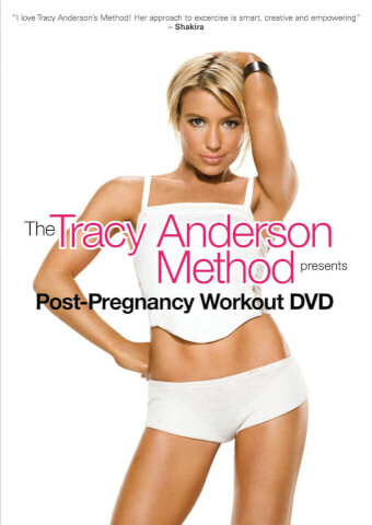 Tracy Anderson Method - Post-Pregnancy Workout