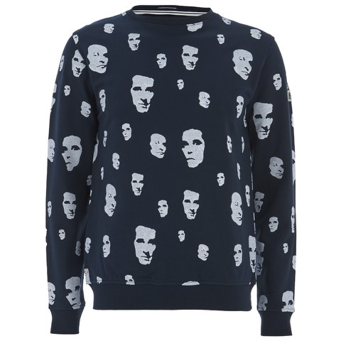 Weekend Offender Men's Hekla Sweatshirt - Navy