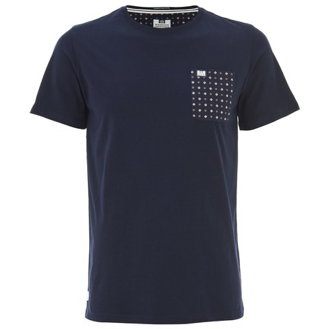Weekend Offender Men's Quill Pocket T-Shirt - Navy