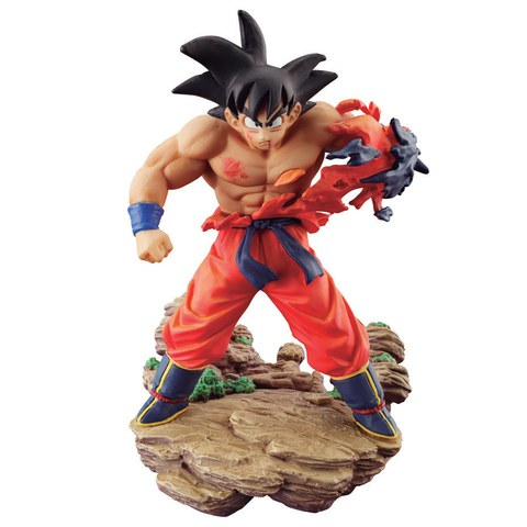 Dragon Ball Super Dracap Memorial Statue Son Goku 10 cm