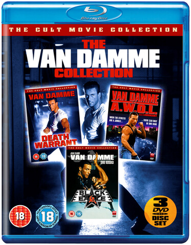 The Van Damme Cult Collection