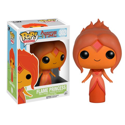 Adventure Time Flame Princess Funko Pop! Figur