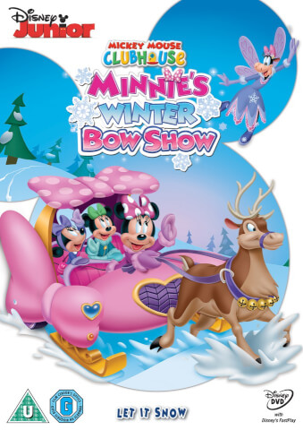 Minnie's Winter Bow Show