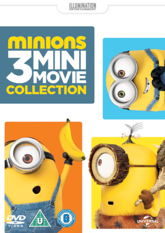 Minion Mini Movies: 3 Mini Movies