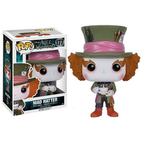 Disney Alice in Wonderland Mad Hatter Pop! Vinyl Figure