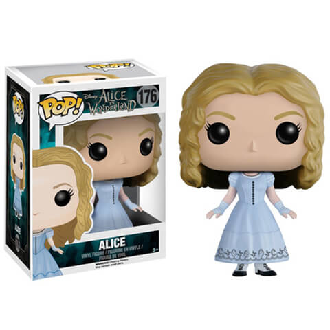Disney Alice in Wonderland Alice Pop! Vinyl Figure