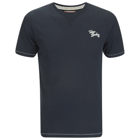 T-Shirt Homme Tokyo Laundry Essential -Marine