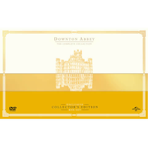 Downton Abbey - The Complete Collection - Limited Deluxe Collector's Edition